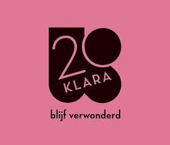 Klara 20 jaar.
