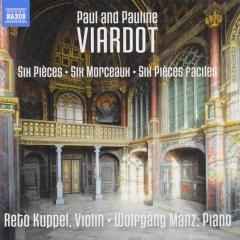 Cd Paul and Pauline Viardot.