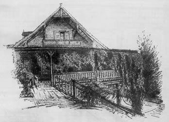Villa Tourgeniev in Baden-Baden.