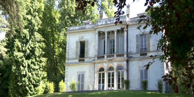 Villa Viardot in Bougival.